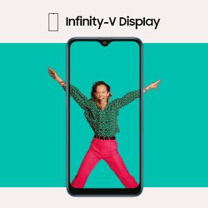 Infinity-V display