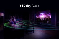 24 W Speakers with Dolby Audio