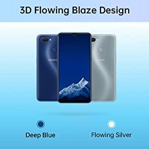 3D Flowing Blaze Design