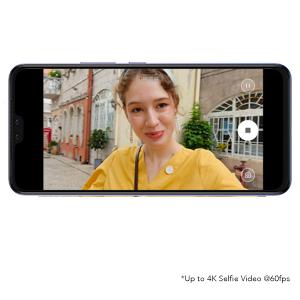 4K Selfie Video @ 60 fps