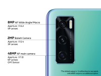 AI Triple Rear Camera