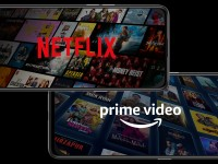 Netflix and Amazon Prime Video