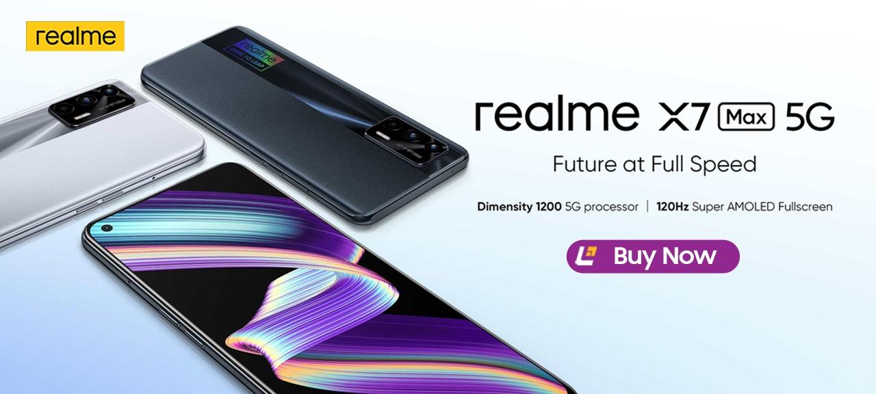 Realme-X7