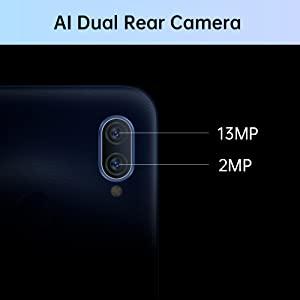 AI Dual Rear Camera