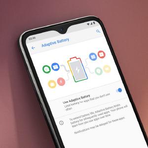 A smarter, longer battery life