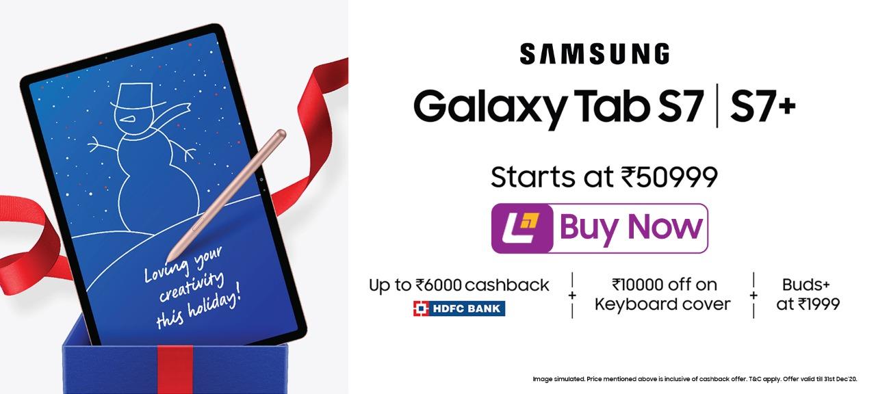 Galaxy S7+