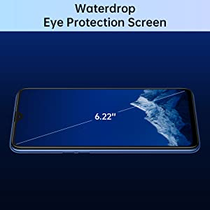 Waterdrop Eye Protection Screen