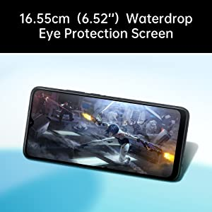 Water drop Eye Protection